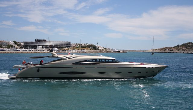 Elizaveta Charter Yacht - 2