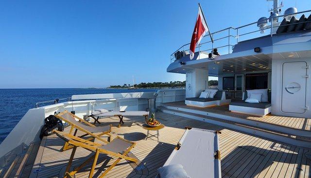 Obo Charter Yacht - 4