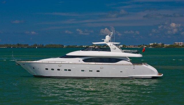 En Less Charter Yacht