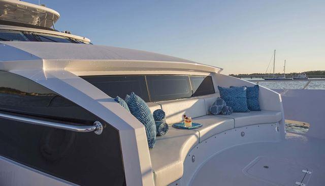 Lady Carmen Charter Yacht - 3