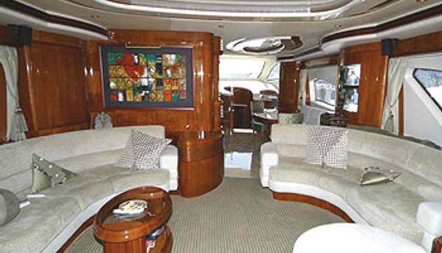 Gods Gift Charter Yacht - 4
