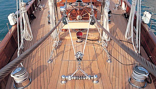 Adela Charter Yacht - 3