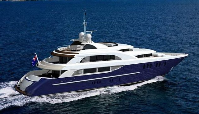 Sensation 50 Charter Yacht