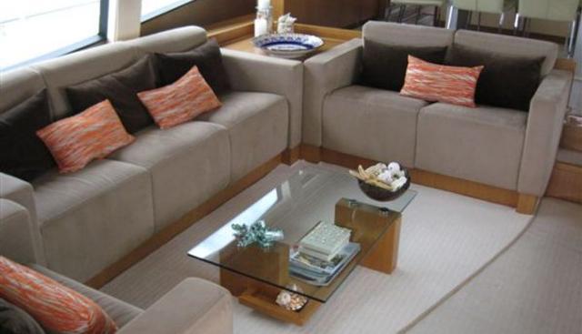 My Sharon Charter Yacht - 4