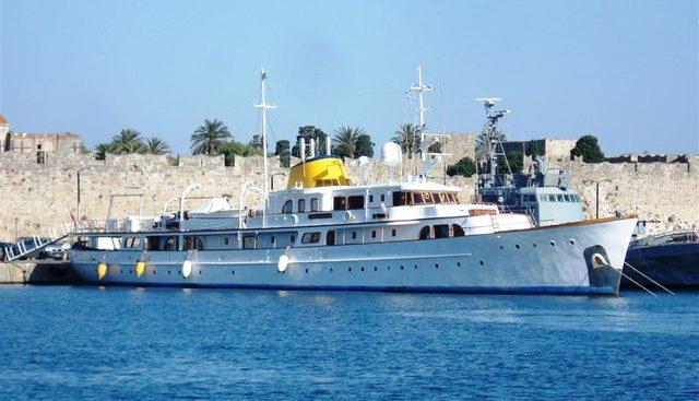 Hasabi II Charter Yacht - 3