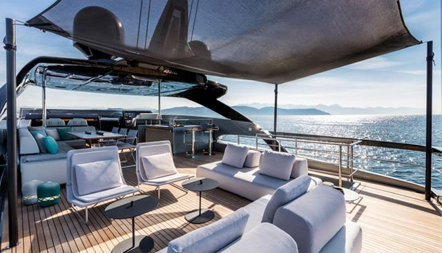 GRY Charter Yacht - 4