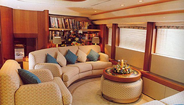 Diamond Forever Charter Yacht - 5