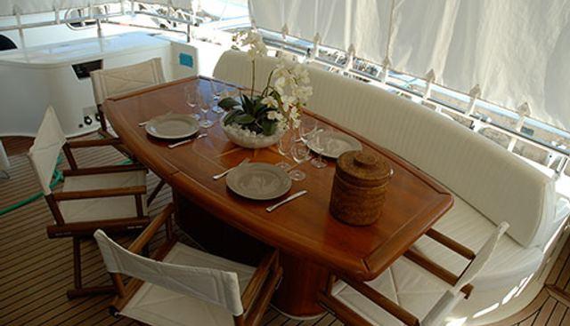 Cridamar Charter Yacht - 6