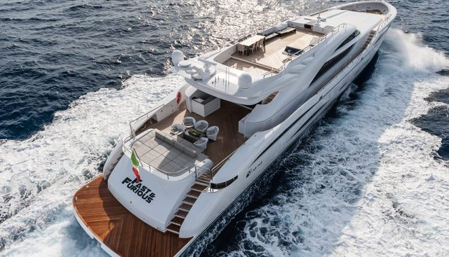 Fast & Furious Charter Yacht - 5