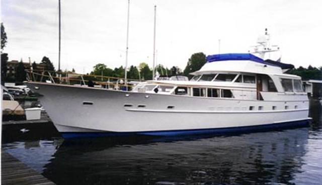 Excalibur Charter Yacht