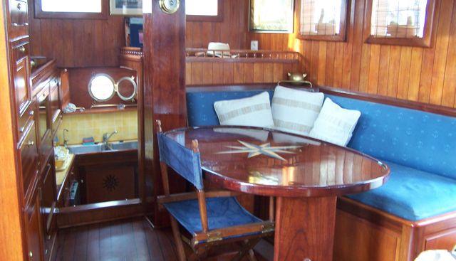 Andanza Charter Yacht - 2