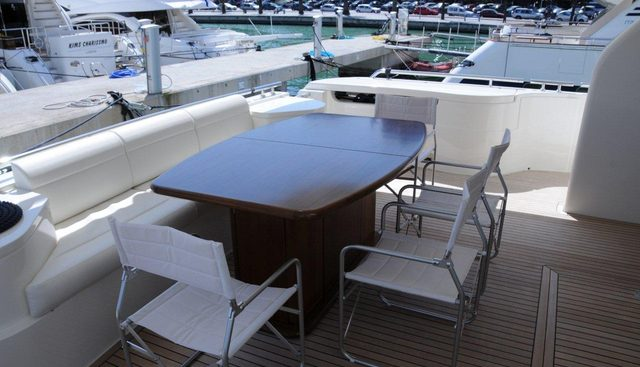 Fora Charter Yacht - 2