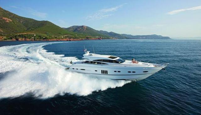Princess V78 Charter Yacht - 7