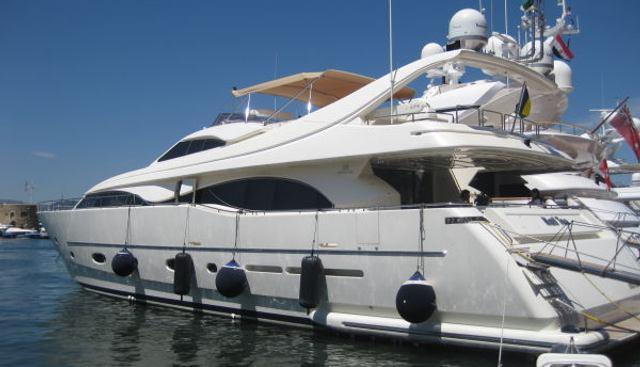 Nati Too Charter Yacht - 4