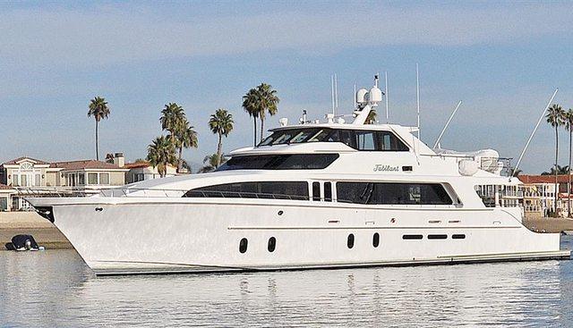 Blue Steele Charter Yacht - 2