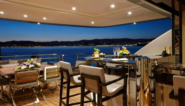 Lady May Charter Yacht - 4