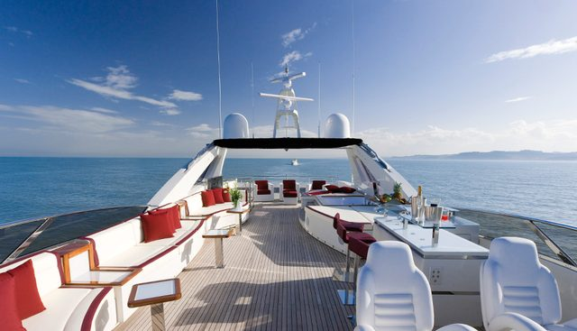 Illusion 8 Charter Yacht - 2