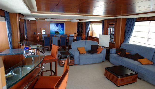 Squalo Charter Yacht - 2