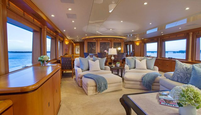 Savannah Charter Yacht - 7