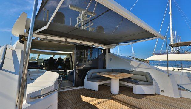 Black Zen Charter Yacht - 4