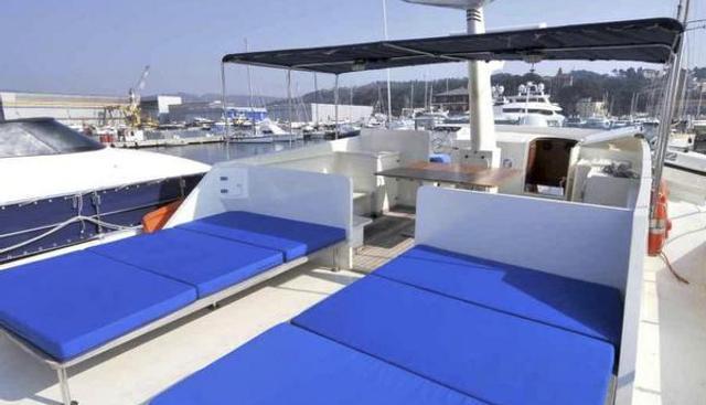 Nadir II Charter Yacht - 3