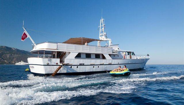 Shaha Charter Yacht - 3