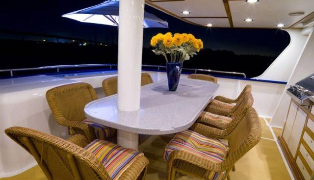 Heaven's Gate Charter Yacht - 2