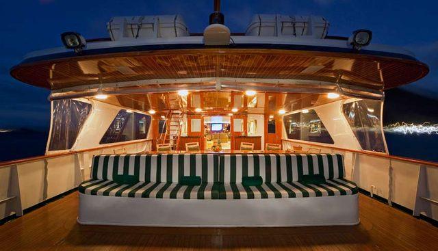 Big Eagle Charter Yacht - 4