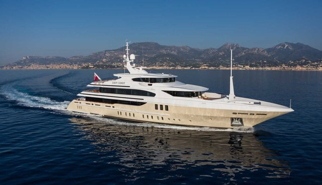 Lady Candy Charter Yacht