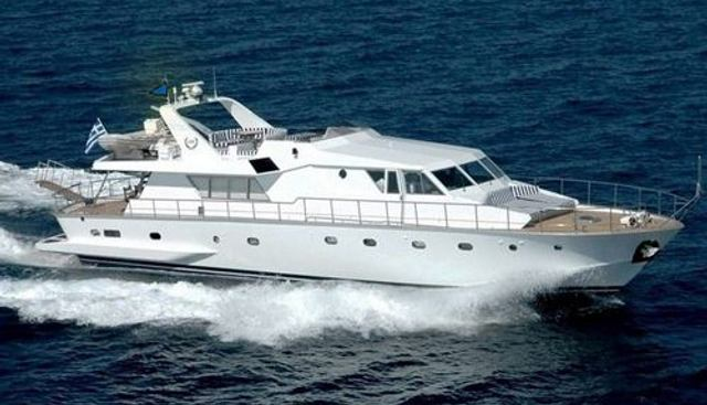 Ivi Charter Yacht
