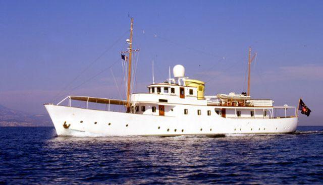 Deianeira Charter Yacht