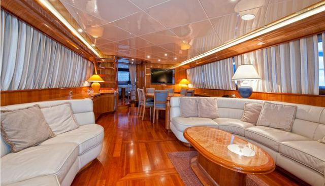 Canados 80 S Charter Yacht - 3