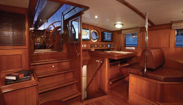 Meteor Charter Yacht - 8
