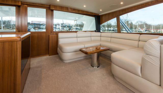 18 Reeler Charter Yacht - 3