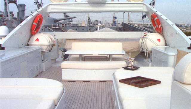 Sily Charter Yacht - 3