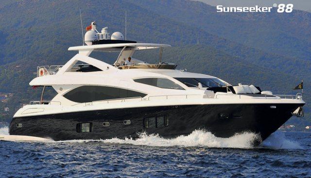 Vita Charter Yacht