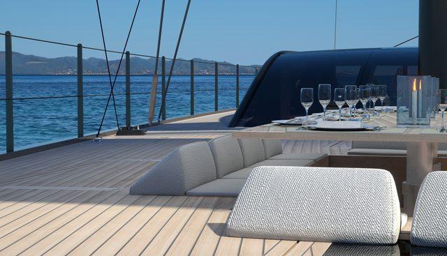 42M E-Volution #1 Charter Yacht - 7