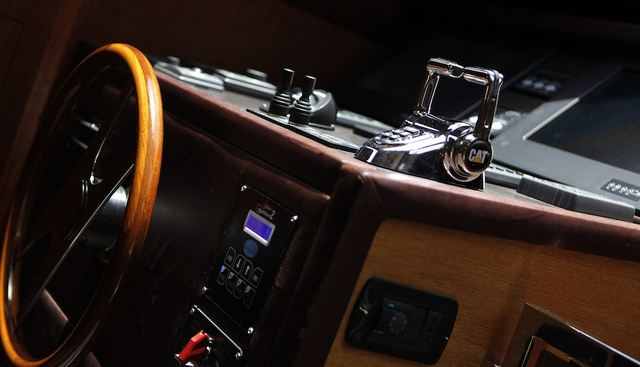 Zahraa Charter Yacht - 5