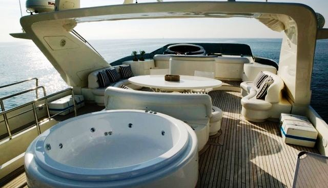 Ouzo Palace Charter Yacht - 3