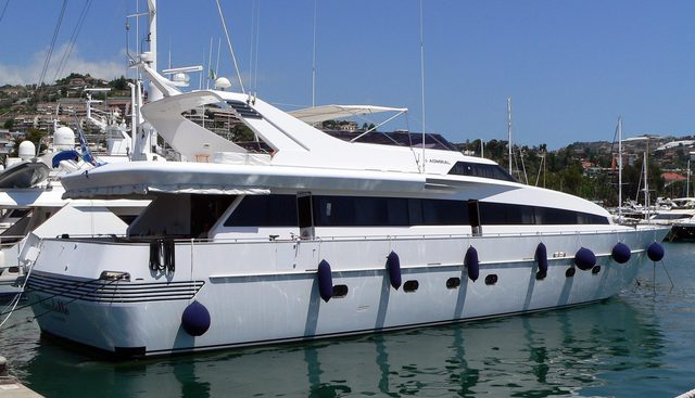Charlotte Charter Yacht