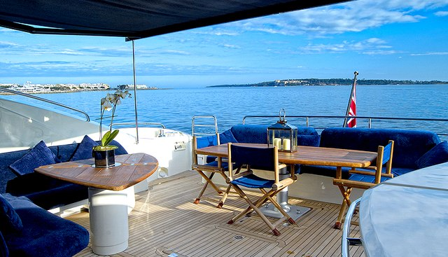 Low Profile Charter Yacht - 3