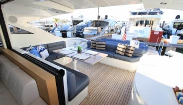 Vantage Charter Yacht - 6