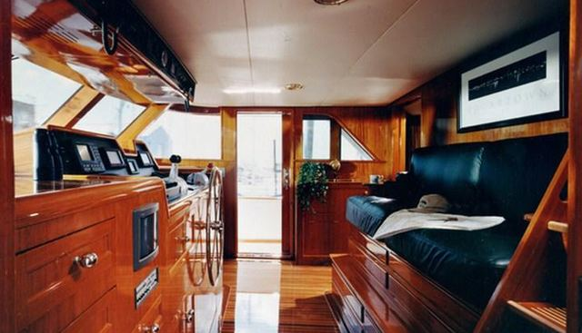 Diday Charter Yacht - 5