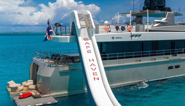 Safe Haven Charter Yacht - 5