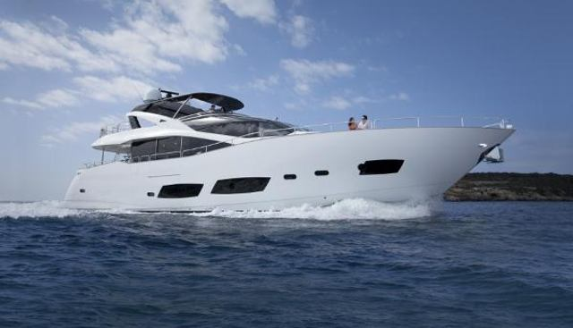 Hot Deal Charter Yacht