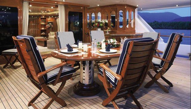 Lady M II Charter Yacht - 4