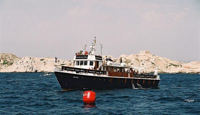 Sandvig Charter Yacht