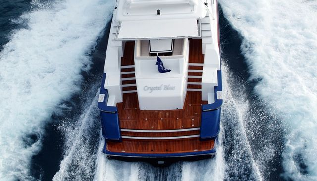 Crystal Blue Charter Yacht - 5