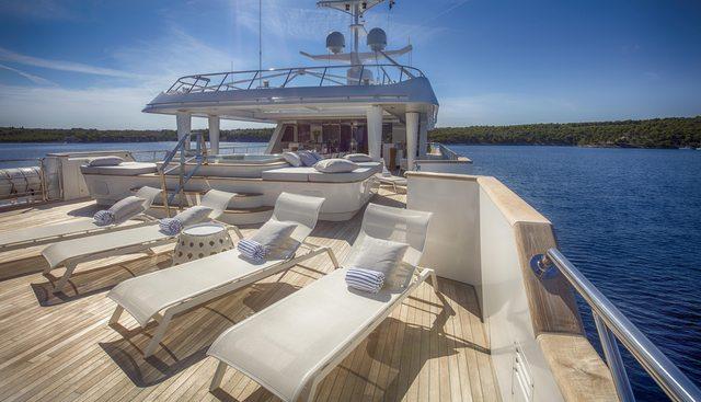 Katina Charter Yacht - 3