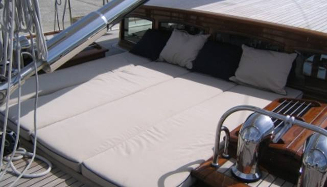 Seabiscuit Charter Yacht - 8